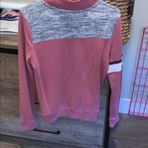 PINK Victoria's Secret Jackets & Coats - PINK Victoria's Secret pullover